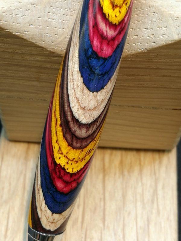 lamele multicolore 1