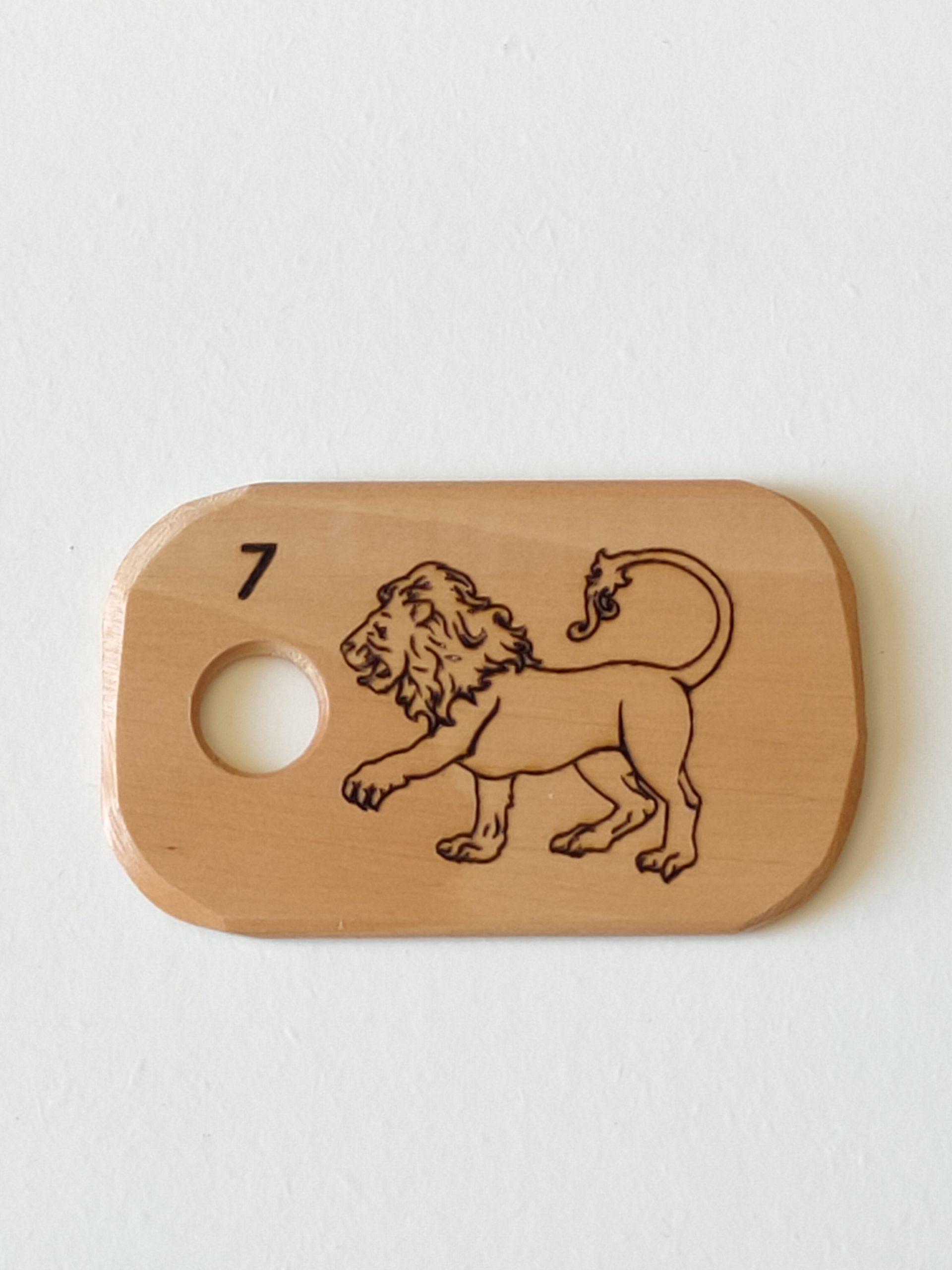 7 – Lion