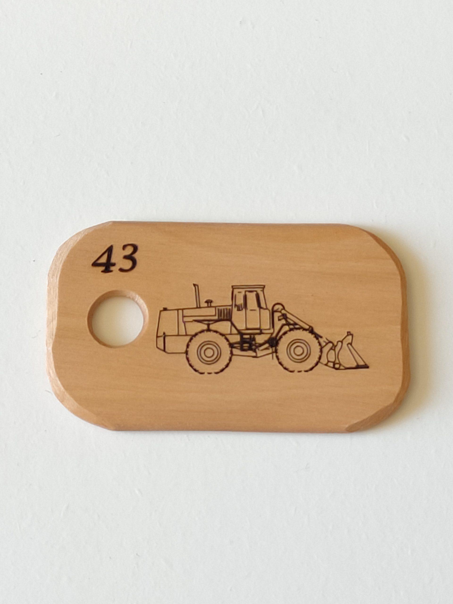 43 – Buldozer